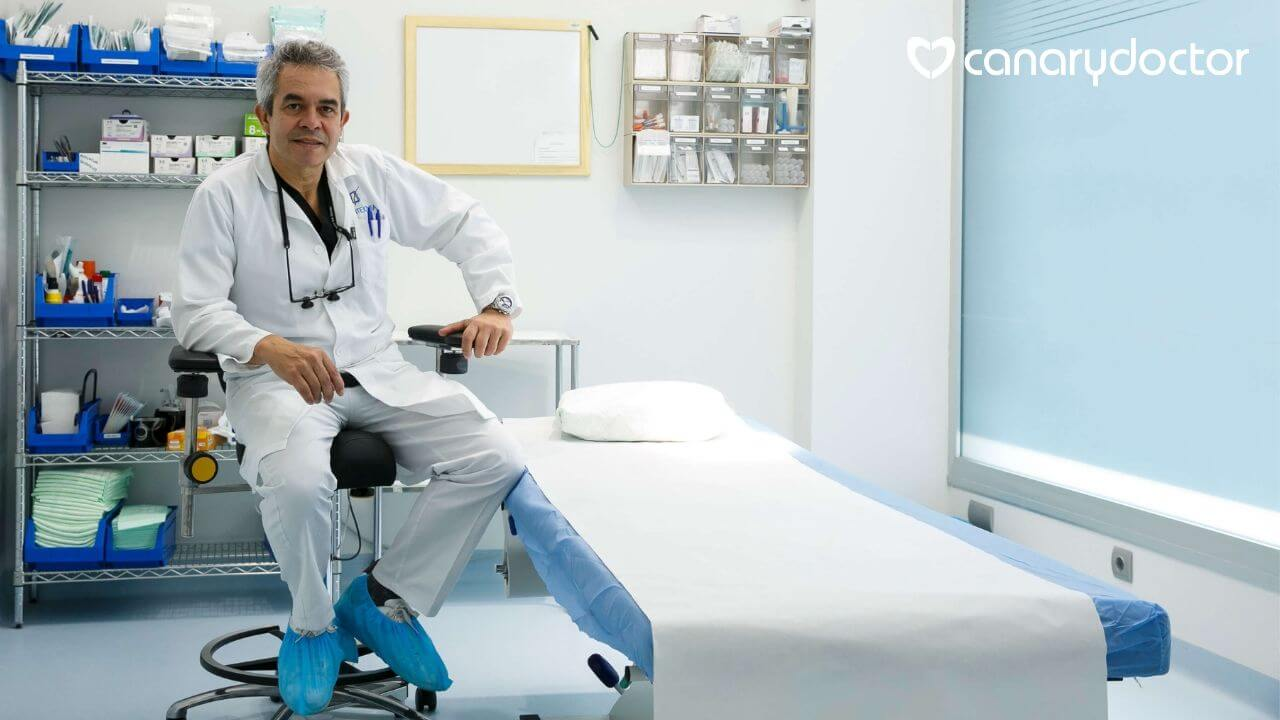 Trasplante Capilar Dr Jiménez Acosta Mediteknia Las Palmas