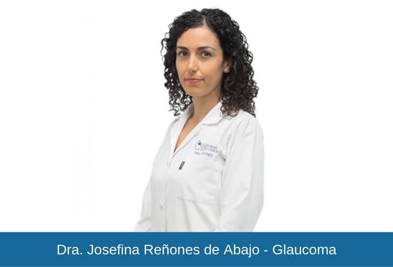 Dra. Josefina Reñones de Abajo - Glaucoma- Vithas Eurocanarias