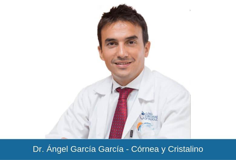 Dr. Ángel García García -Córnea y Cristalino - Vithas Eurocanarias