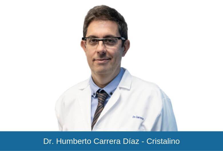 Dr. Humberto Carrera Díaz -Cristalino - Vithas Eurocanarias