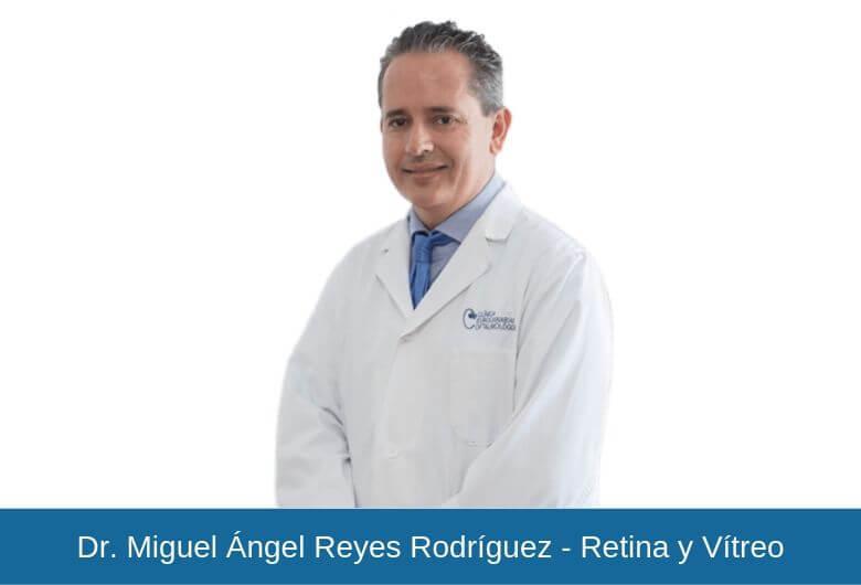 Dr. Miguel Ángel Reyes Rodríguez - Retina y Vítreo - Vithas Eurocanarias
