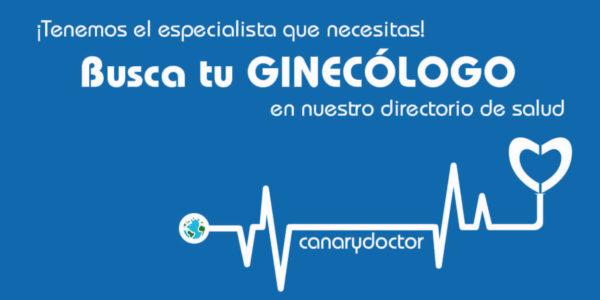 Encuentra tu ginecólogo Canarias Canary Doctor