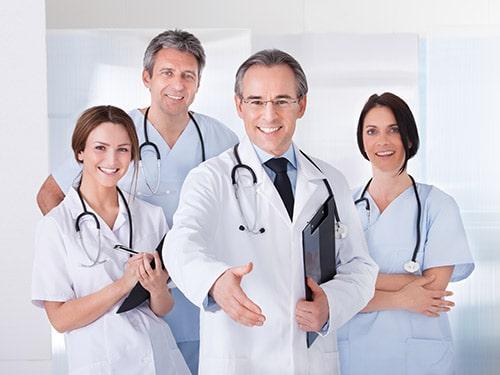 Conexión con pacientes