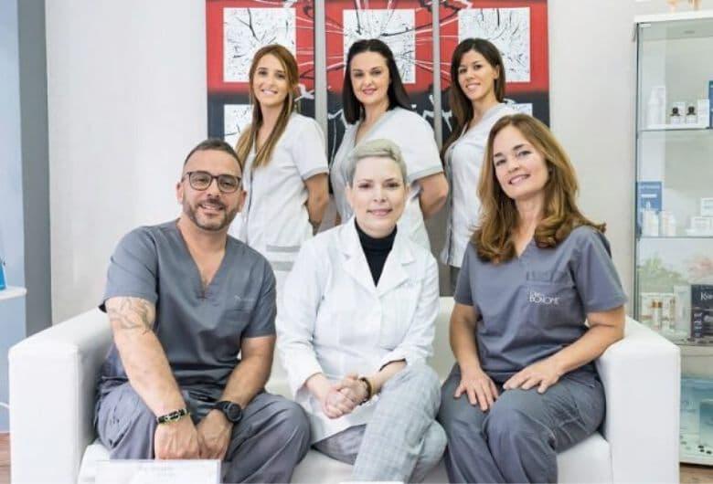 Equipo Clínica Bonome - Transplante capilar en Tenerife