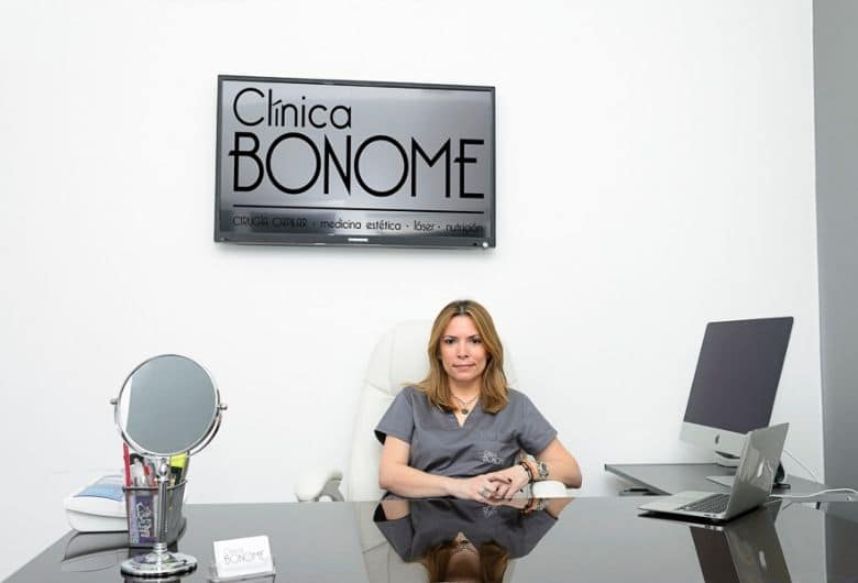 Elizabeth Bonome - Transplante capilar en Tenerife