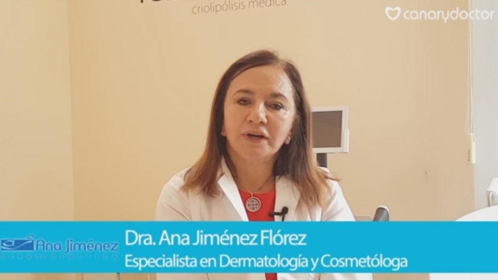 Criolipólisis – Dra Ana Jiménez Flórez
