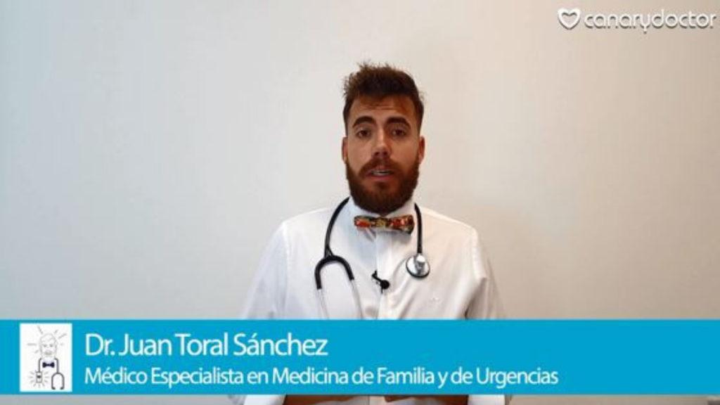 Juan Toral la calima