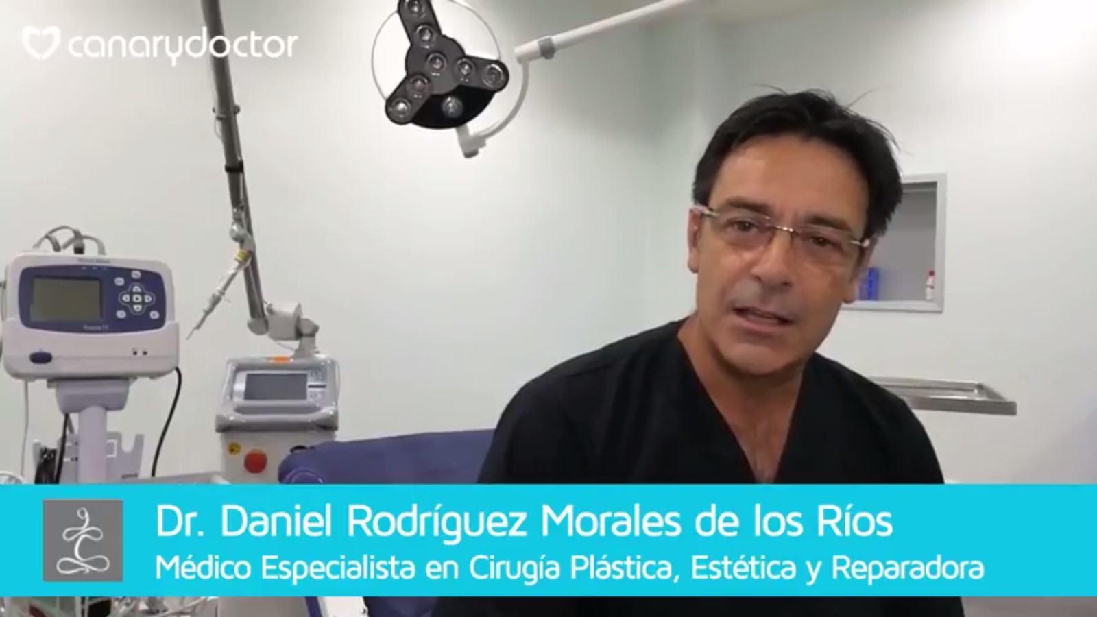 Blefaroplastia con láser en Las Palmas de Gran Canaria