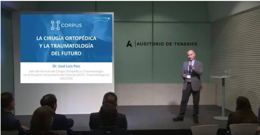 Dr. País CORPUS Tenerife