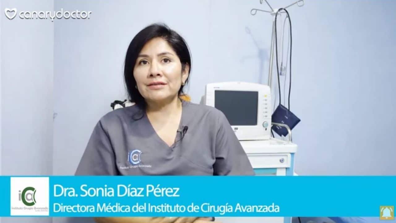 Dra Sonia Diaz - Balon Intragástrico 1