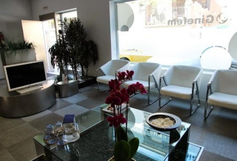 Ginefem Tenerife Sala de Espera