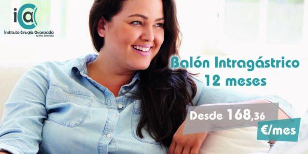 Balón Intragástrico 12 meses
