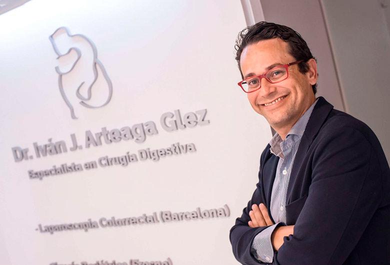 Dr. Iván Arteaga
