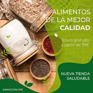 Tienda Saludable - Sanus Online