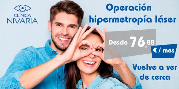 Operación Hipermetropía con Láser LASIK