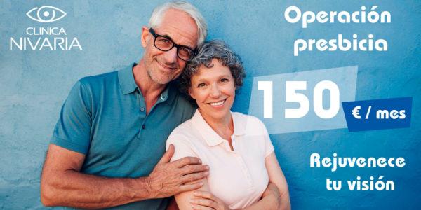 Operación Presbicia con Lente  Multifocal